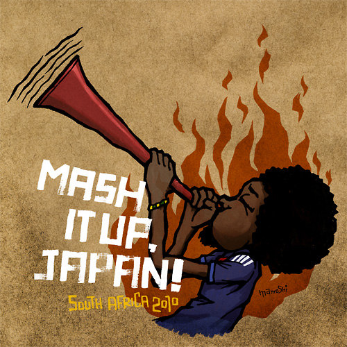 Mash It Up, Japan!