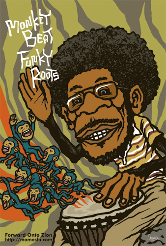 Monkey Beat Funky Roots