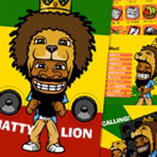 きせかえツール「Natty Lion」